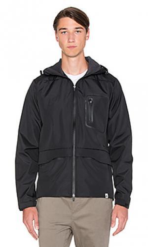 Куртка ronin ourCASTE. Цвет: черный