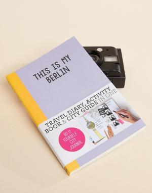 Books Книга This is My Berlin. Цвет: мульти