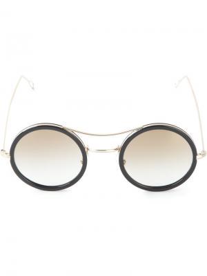 Солнцезащитные очки Ros Cell Kyme. Цвет: металлический