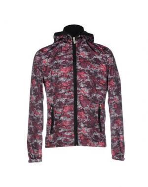 Куртка SSEINSE. Цвет: пурпурный