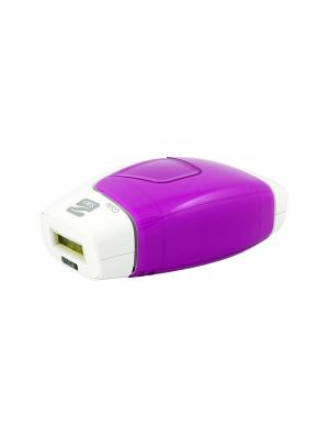 Фотоэпилятор Silk'N. Цвет: фиолетовый, белый