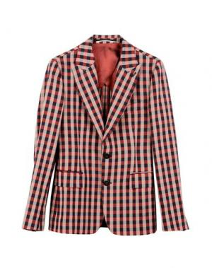 Пиджак REVERES 1949. Цвет: красно-коричневый