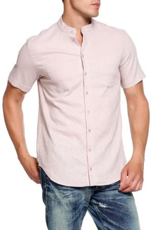 Рубашка Disetta. Цвет: бежевый