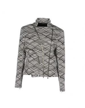 Куртка JAY AHR. Цвет: черный