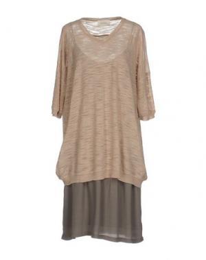 Платье до колена SITA MURT/. Цвет: розовый