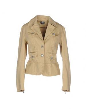 Куртка S.O.S by ORZA STUDIO. Цвет: песочный
