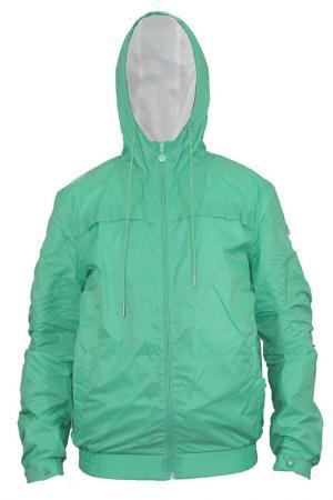 Куртка French cook. Цвет: зеленый