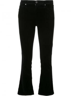 Джинсы Jodi Ag Jeans. Цвет: чёрный