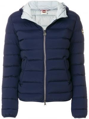 Куртка-пуховик Millennium Colmar. Цвет: синий