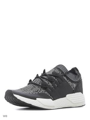 Спортивные туфли - RACE Mango. Цвет: черный