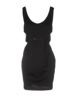 Короткое платье TAGLIA42. Цвет: черный