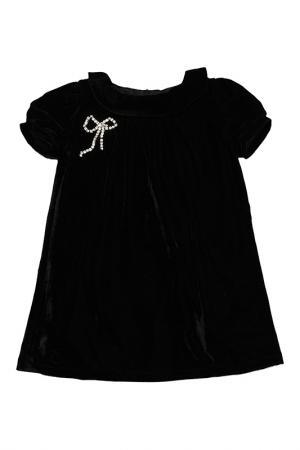 Платье Banino. Цвет: черный