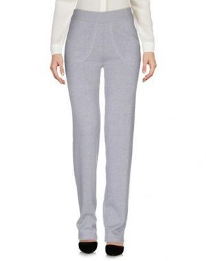 Повседневные брюки MARIA DI RIPABIANCA. Цвет: серый