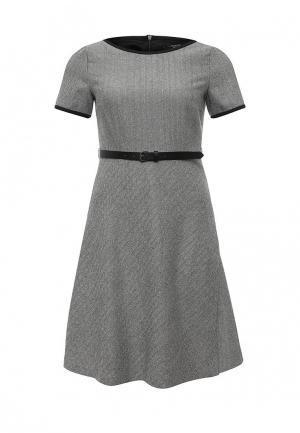 Платье Weekend Max Mara. Цвет: серый