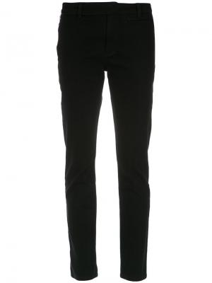 Straight trousers Uma | Raquel Davidowicz. Цвет: чёрный