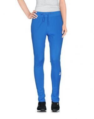 Повседневные брюки LE COQ SPORTIF. Цвет: синий
