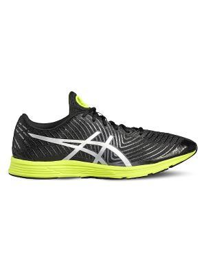 Спортивная обувь GEL-HYPER TRI 3 ASICS. Цвет: черный, желтый, серебристый