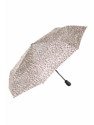 Зонт Mitya Veselkov. Цвет: темно-коричневый