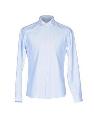 Pубашка MAURO GRIFONI. Цвет: небесно-голубой