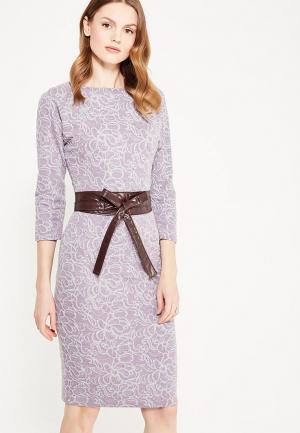 Платье Giulia Rossi. Цвет: фиолетовый