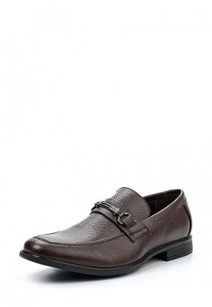Туфли Pradella. Цвет: коричневый