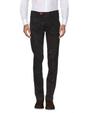 Повседневные брюки BARONIO. Цвет: темно-коричневый