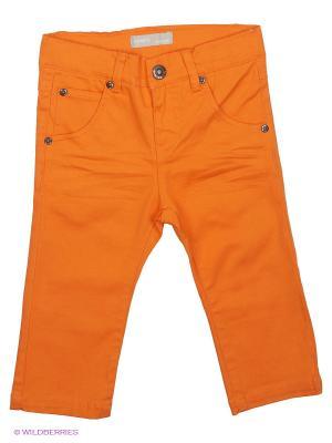 Джинсы NAME IT. Цвет: оранжевый