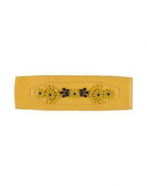 Ремень LISA C BIJOUX. Цвет: желтый