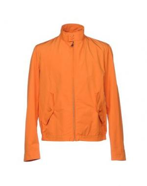 Куртка NAVIGARE. Цвет: оранжевый