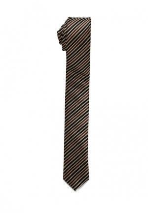 Галстук VinzoVista. Цвет: коричневый