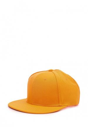 Бейсболка True Spin. Цвет: оранжевый