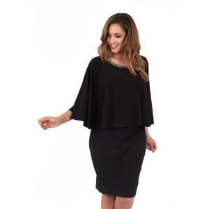 Платье 2 в 1 KOKO BY. Цвет: черный