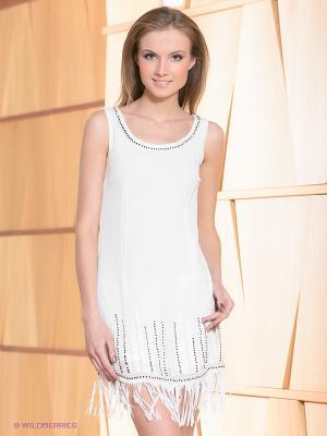 Платье Acasta. Цвет: белый