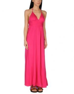Пляжное платье ICONIQUE. Цвет: фуксия