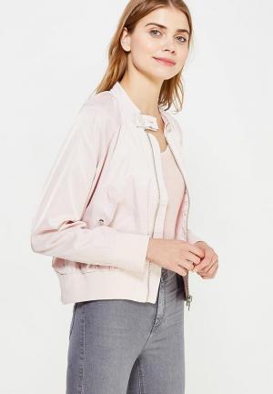 Куртка Free People. Цвет: розовый