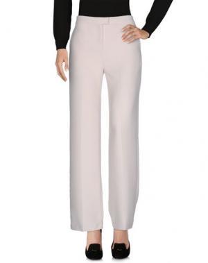 Повседневные брюки TOUPY. Цвет: слоновая кость