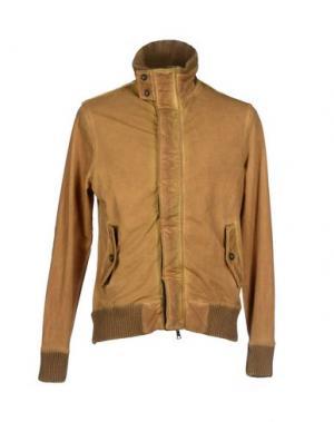 Куртка ITALIAN RUGBY STYLE. Цвет: охра