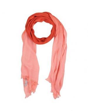 Палантин MARINA D'ESTE. Цвет: розовый