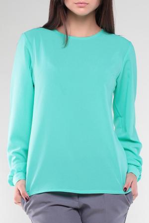 Блуза Laura Bettini. Цвет: ментоловый