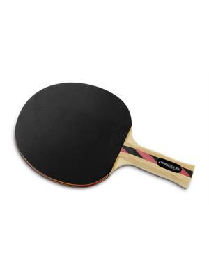 Ракетка для настольного тенниса Ping-Pong Tempo. Цвет: черный, красный