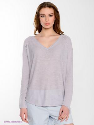 Пуловер Yerse. Цвет: сиреневый