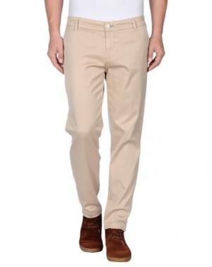 Повседневные брюки ORDEM. Цвет: бежевый