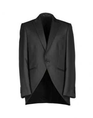 Пиджак GAI MATTIOLO. Цвет: черный