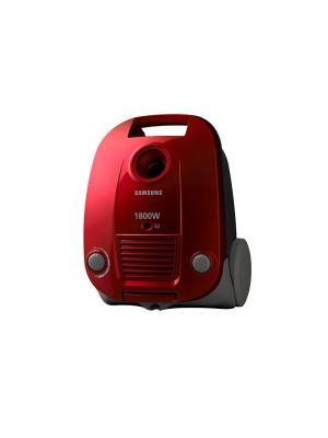 Пылесос Samsung SC4181 1800Вт красный. Цвет: красный