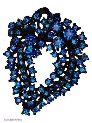 Броши Lovely Jewelry. Цвет: синий