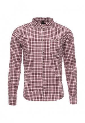 Рубашка Deblasio. Цвет: бордовый