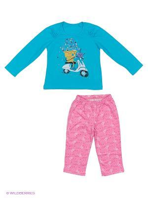 Пижама Mark Formelle. Цвет: бирюзовый