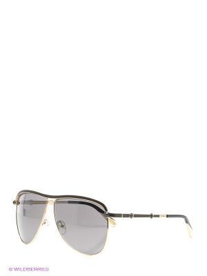 Солнцезащитные очки BLD 1528 101 Baldinini. Цвет: черный, золотистый