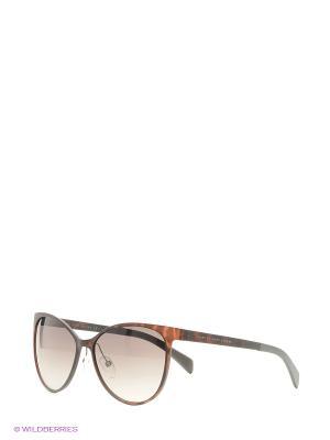 Солнцезащитные очки Marc by Jacobs. Цвет: черный