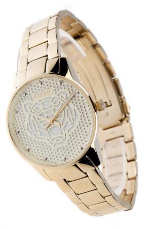 Наручные часы Kenzo. Цвет: gold